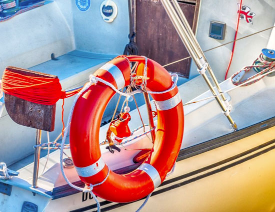 Boat safety courses